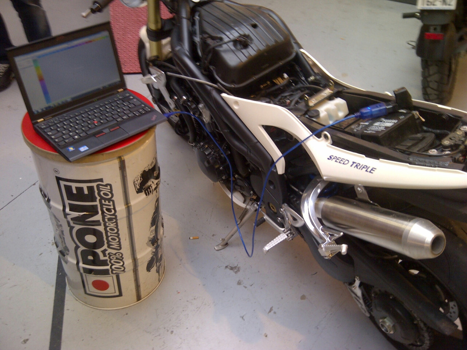 What will change after chiptuning your motorcycle engine