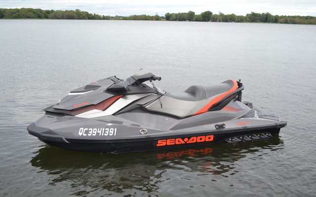 When chiptuning your jet-ski becomes useful